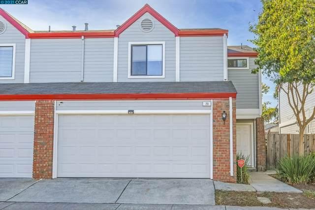20 Town Square Pl, Oakland, CA 94603 (#40970557) :: RE/MAX Accord (DRE# 01491373)