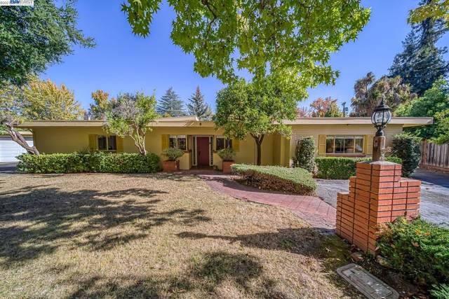 8 Garland Pl, Menlo Park, CA 94025 (#40971126) :: Swanson Real Estate Team | Keller Williams Tri-Valley Realty