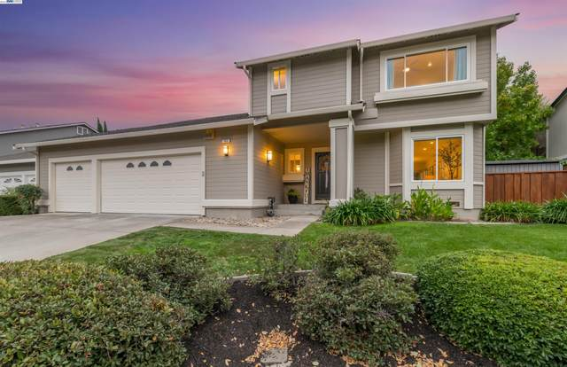 105 Julian Way, Pleasant Hill, CA 94523 (#40971296) :: Blue Line Property Group
