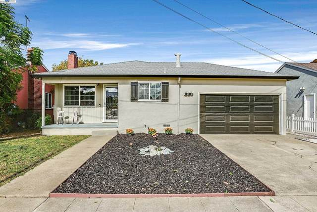 283 Ocie Way, Hayward, CA 94541 (#40971569) :: Swanson Real Estate Team | Keller Williams Tri-Valley Realty
