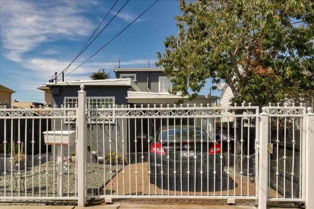 719 9th Street, Richmond, CA 94801 (#ML81787739) :: Blue Line Property Group
