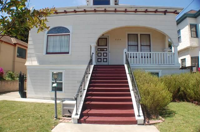 1145 Regent Street, Alameda, CA 94501 (#ML81791580) :: J. Rockcliff Realtors