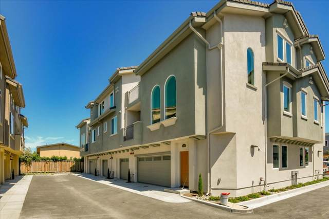 819 Estancia Comm #13, Hayward, CA 94541 (#ML81797265) :: Realty World Property Network