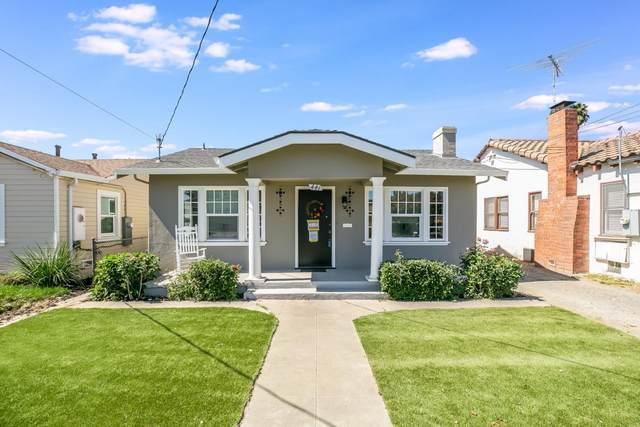 441 Irving Avenue, San Jose, CA 95128 (#ML81807314) :: Real Estate Experts