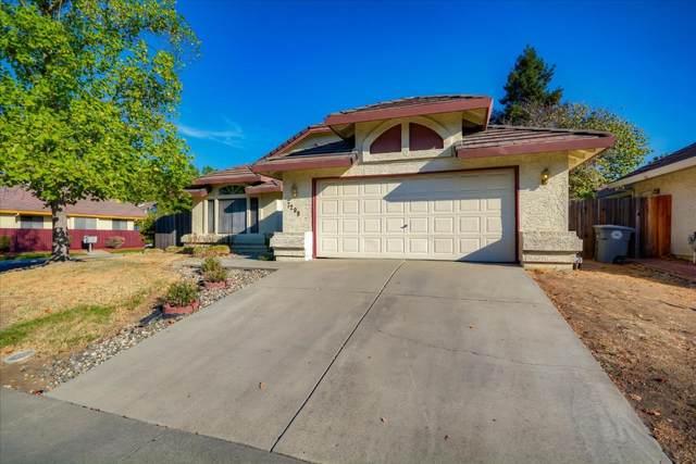 7209 Saltgrass Way, Elk Grove, CA 95758 (#ML81811370) :: Realty World Property Network