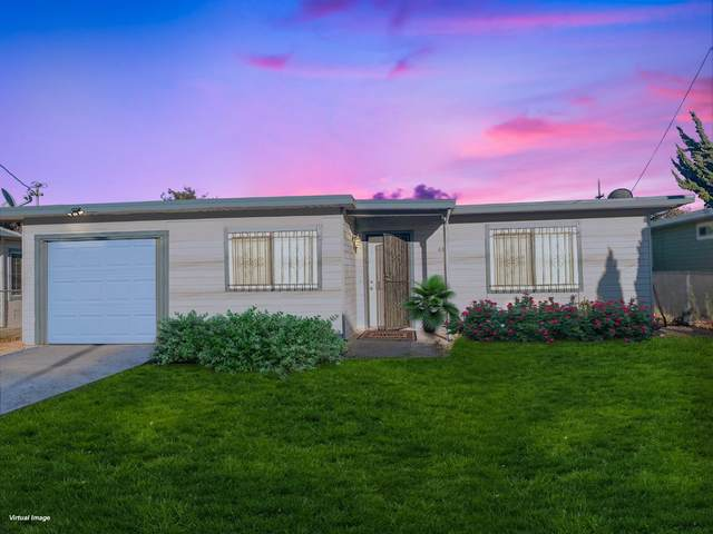 4116 Jenkins Way, San Pablo, CA 94806 (#ML81812868) :: Realty World Property Network