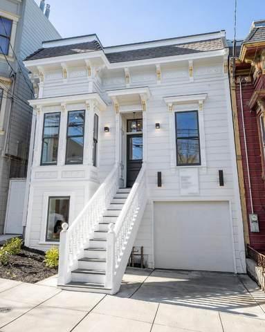 1858 Church Street, San Francisco, CA 94131 (#ML81826174) :: Excel Fine Homes