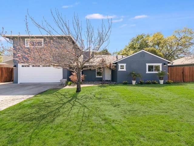 203 Doris Drive, Pleasant Hill, CA 94523 (#ML81836314) :: Realty World Property Network
