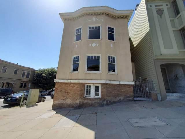 1296 Dolores Street, San Francisco, CA 94110 (MLS #ML81839789) :: 3 Step Realty Group