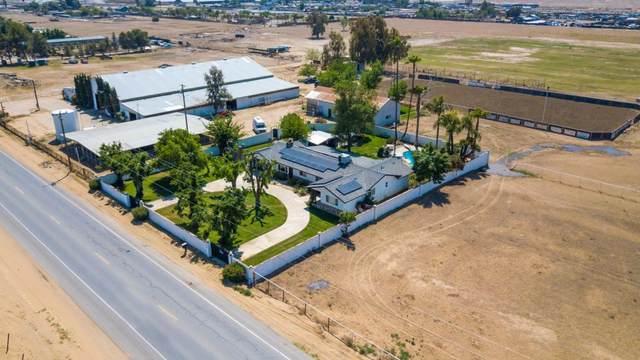 5818 S Fairfax Road, Bakersfield, CA 93307 (#ML81842471) :: Excel Fine Homes
