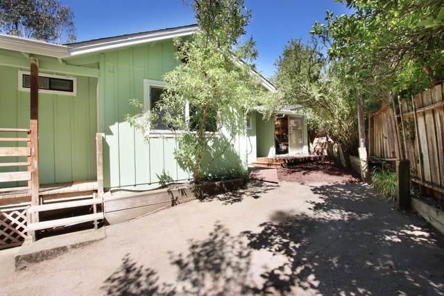 225 Juanita Road, Boulder Creek, CA 95006 (#ML81842923) :: The Venema Homes Team