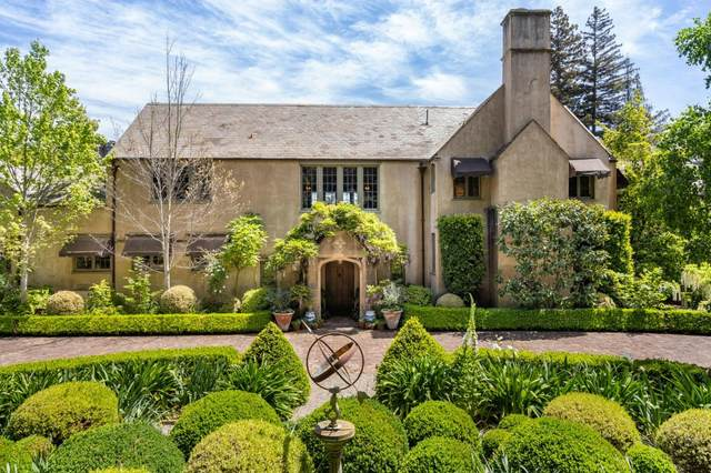 816 Hayne Road, Hillsborough, CA 94010 (#ML81843250) :: The Venema Homes Team