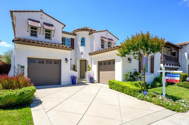 1607 Angsley Lane, San Ramon, CA 94582 (#ML81848522) :: MPT Property