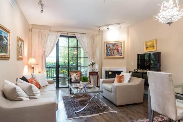 633 Elm Street #113, San Carlos, CA 94070 (#ML81850118) :: Excel Fine Homes