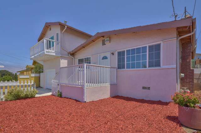 1324 Waring Street, Seaside, CA 93955 (#ML81851958) :: MPT Property