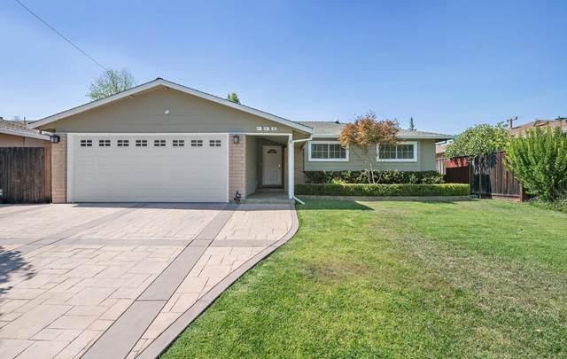 239 Kensington Way, Los Gatos, CA 95032 (#ML81853038) :: The Venema Homes Team