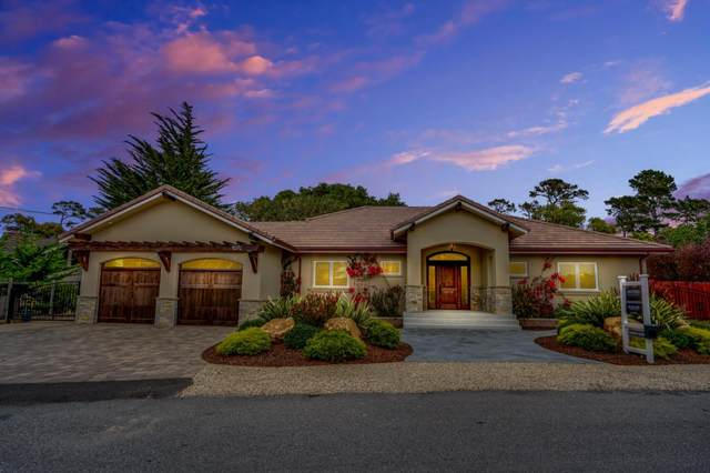 1070 Trappers Trail, PEBBLE BEACH, CA 93953 (MLS #ML81854035) :: 3 Step Realty Group