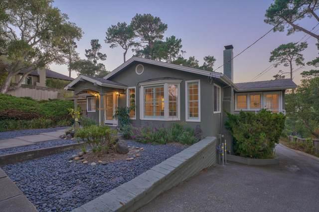 30 Cuesta Vista Drive, Monterey, CA 93940 (#ML81856035) :: The Grubb Company