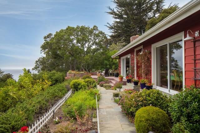 9 Mal Paso Road, Carmel, CA 93923 (#ML81856450) :: The Grubb Company