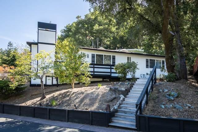 552 Bean Creek Road #168, Scotts Valley, CA 95066 (#ML81856515) :: The Grubb Company
