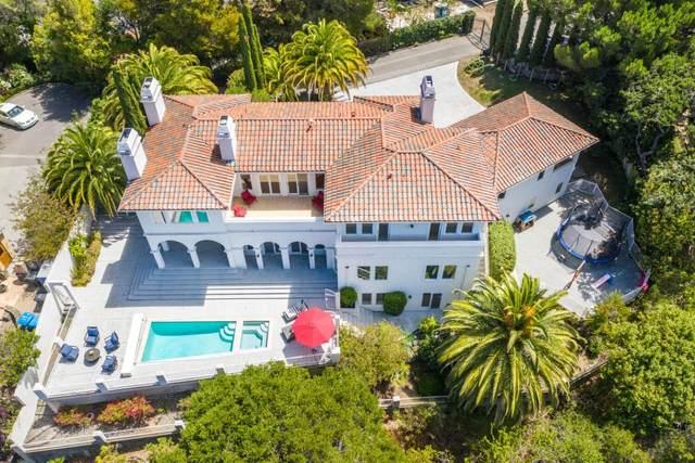 25 Drayton Road, Hillsborough, CA 94010 (#ML81857145) :: Realty World Property Network
