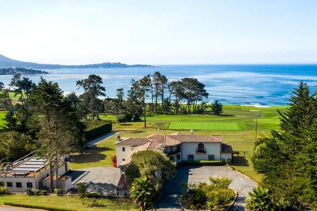 3406 17 Mile Drive, PEBBLE BEACH, CA 93953 (#ML81857575) :: Realty World Property Network