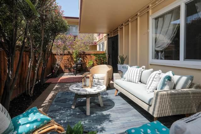 3049 Los Prados Street #122, San Mateo, CA 94403 (#ML81858246) :: Swanson Real Estate Team | Keller Williams Tri-Valley Realty