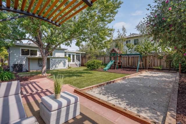 618 Topaz Street, Redwood City, CA 94061 (#ML81859219) :: MPT Property