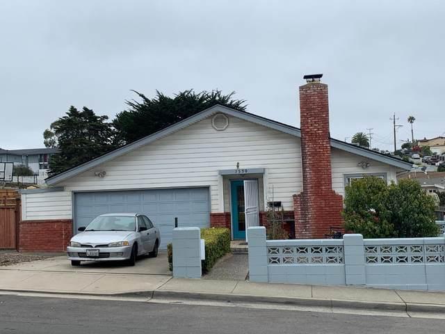 1590 Broadway Avenue, Seaside, CA 93955 (#ML81860228) :: MPT Property