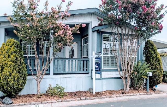 433 Sylvan Avenue #57, Mountain View, CA 94041 (#ML81860465) :: The Grubb Company