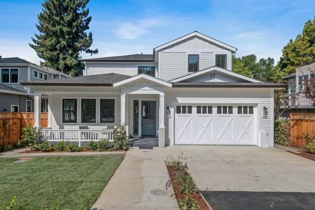 615 Woodland Avenue, Menlo Park, CA 94025 (MLS #ML81861158) :: 3 Step Realty Group