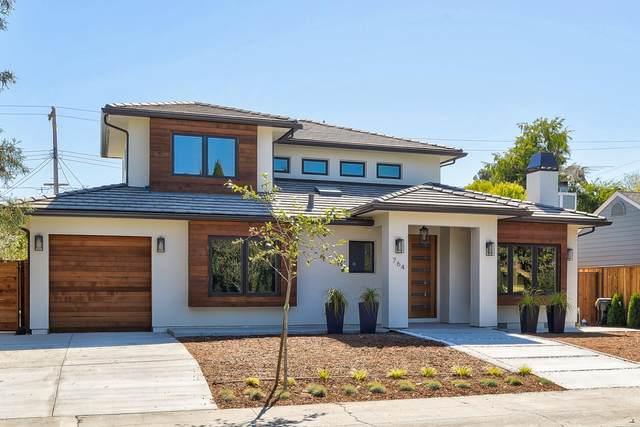 764 Stern Avenue, Palo Alto, CA 94303 (#ML81861683) :: Blue Line Property Group