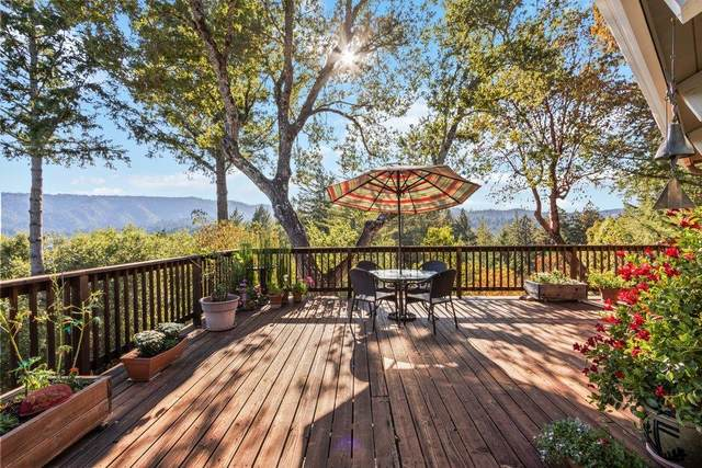 610 Mitchell Drive, Boulder Creek, CA 95006 (#ML81861989) :: Realty World Property Network