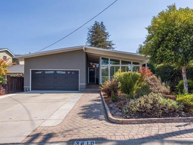 3410 Hillcrest Drive, Belmont, CA 94002 (#ML81863119) :: Realty World Property Network