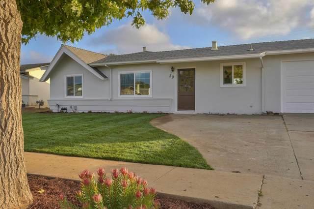 39 Norman Way, Salinas, CA 93906 (MLS #ML81863287) :: 3 Step Realty Group
