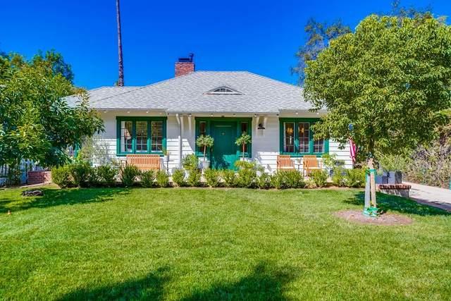 601 S Hudson Avenue, PASADENA, CA 91106 (#ML81863637) :: Blue Line Property Group