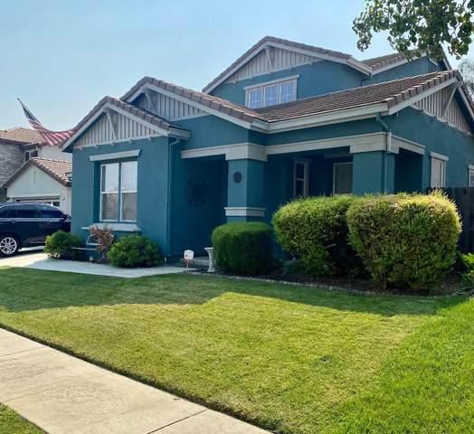 1346 Snake Creek Drive, Patterson, CA 95363 (#ML81863672) :: Realty World Property Network