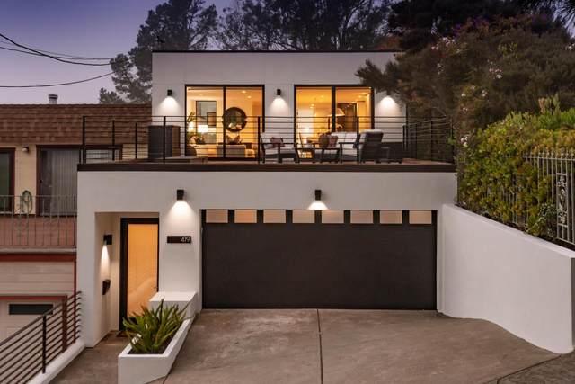 419 Baden Street, San Francisco, CA 94131 (#ML81864232) :: Blue Line Property Group