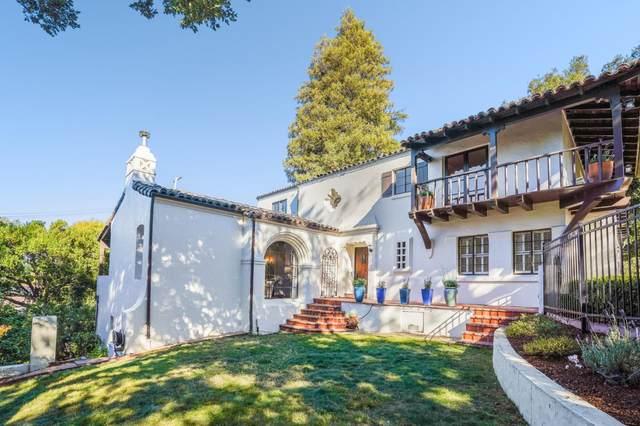 2323 Summit Drive, Hillsborough, CA 94010 (#ML81864268) :: MPT Property