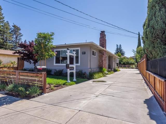 1616 Union Avenue, Redwood City, CA 94062 (#ML81864352) :: RE/MAX Accord (DRE# 01491373)
