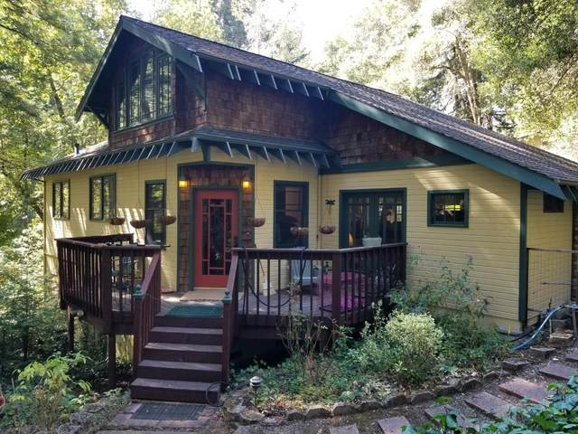 11025 Riverside Road, BROOKDALE, CA 95007 (#ML81864388) :: Excel Fine Homes