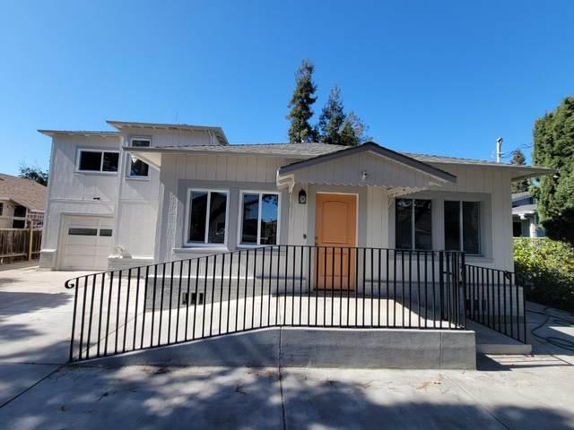565 Hurlingame Avenue, Redwood City, CA 94063 (#ML81864620) :: The Grubb Company