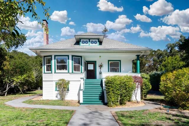 3190 Woodside Road, Woodside, CA 94062 (#ML81865055) :: RE/MAX Accord (DRE# 01491373)