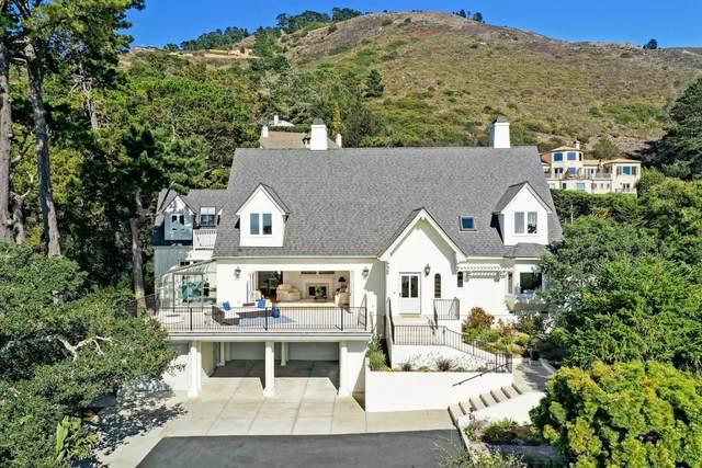 21 Mentone Drive, Carmel, CA 93923 (#ML81865142) :: The Grubb Company