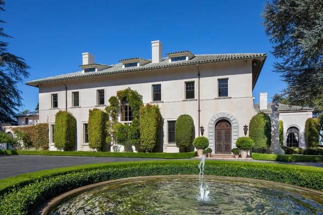 891 Crystal Springs Road, Hillsborough, CA 94010 (#ML81866353) :: Realty World Property Network