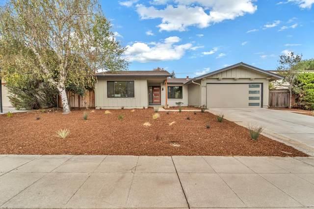 1775 Lamont Court, Sunnyvale, CA 94087 (#ML81866430) :: Excel Fine Homes