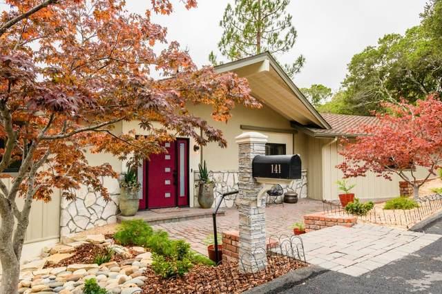 141 Newton Drive, Burlingame, CA 94010 (#ML81867254) :: Swanson Real Estate Team   Keller Williams Tri-Valley Realty