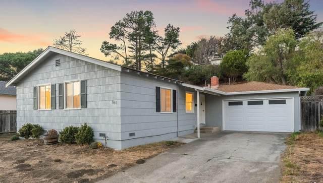 867 Serena Drive, Pacifica, CA 94044 (#ML81867372) :: The Grubb Company