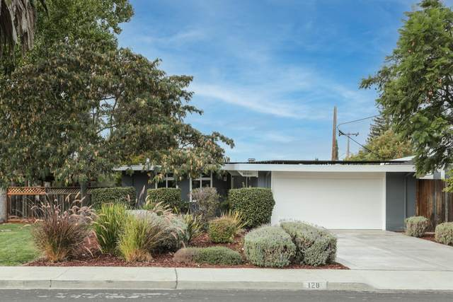 128 Palmer Avenue, Mountain View, CA 94043 (#ML81867557) :: Realty World Property Network