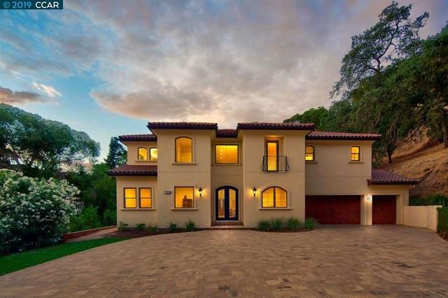 335 Las Quebradas, Alamo, CA 94507 (#40878795) :: Blue Line Property Group